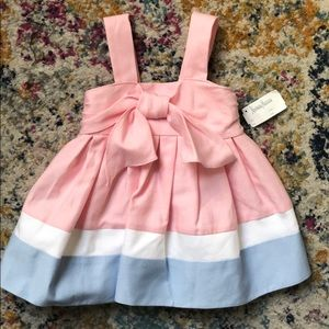 NWT Helena baby girl party dress